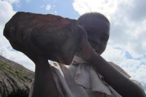 A brick, a future in the Democratic Republic of Congo
